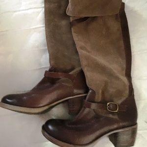 Lucky Brand Roller Tall Boot